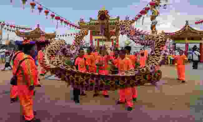 Celebrating the Spring Festival in Penang (Dreamstime)