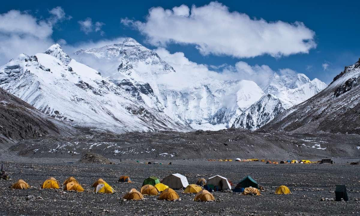 Mount Everest Base Camp (Dreamstime)