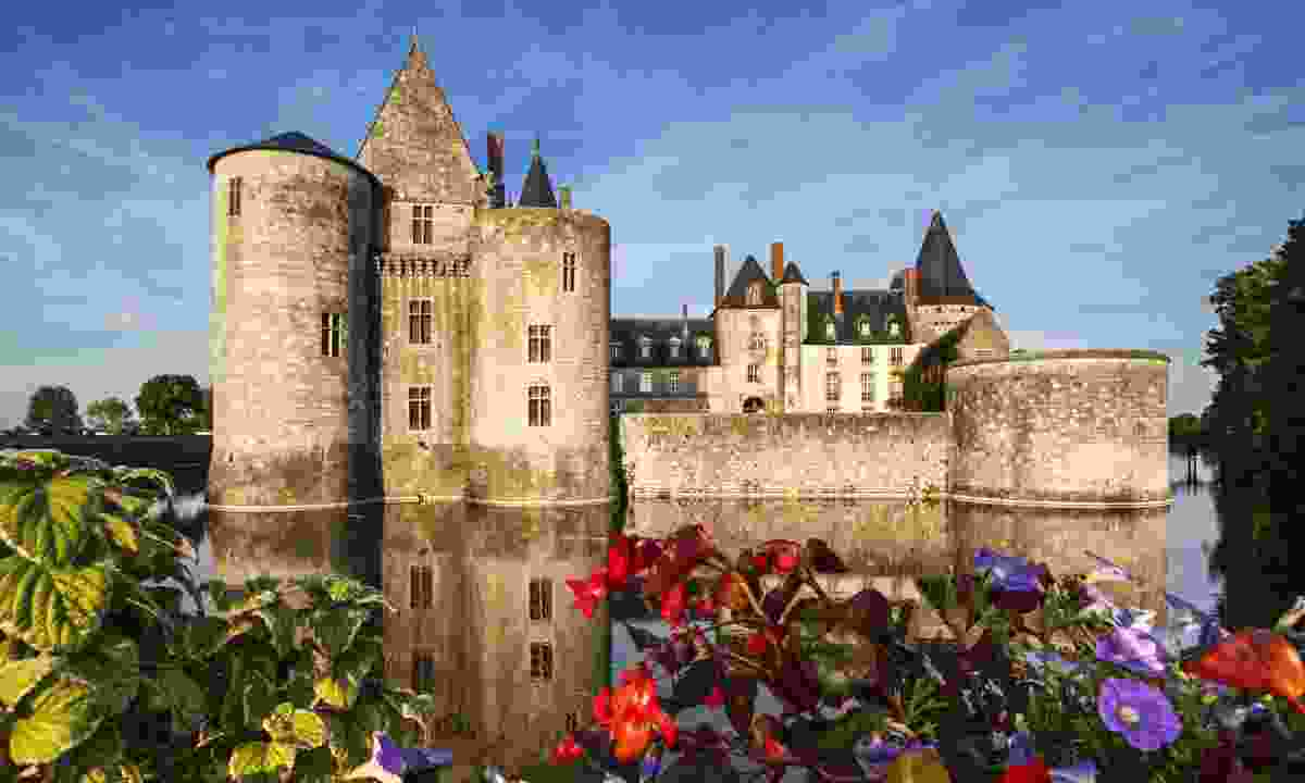 Chateau of the Loire Valley (Dreamstime)
