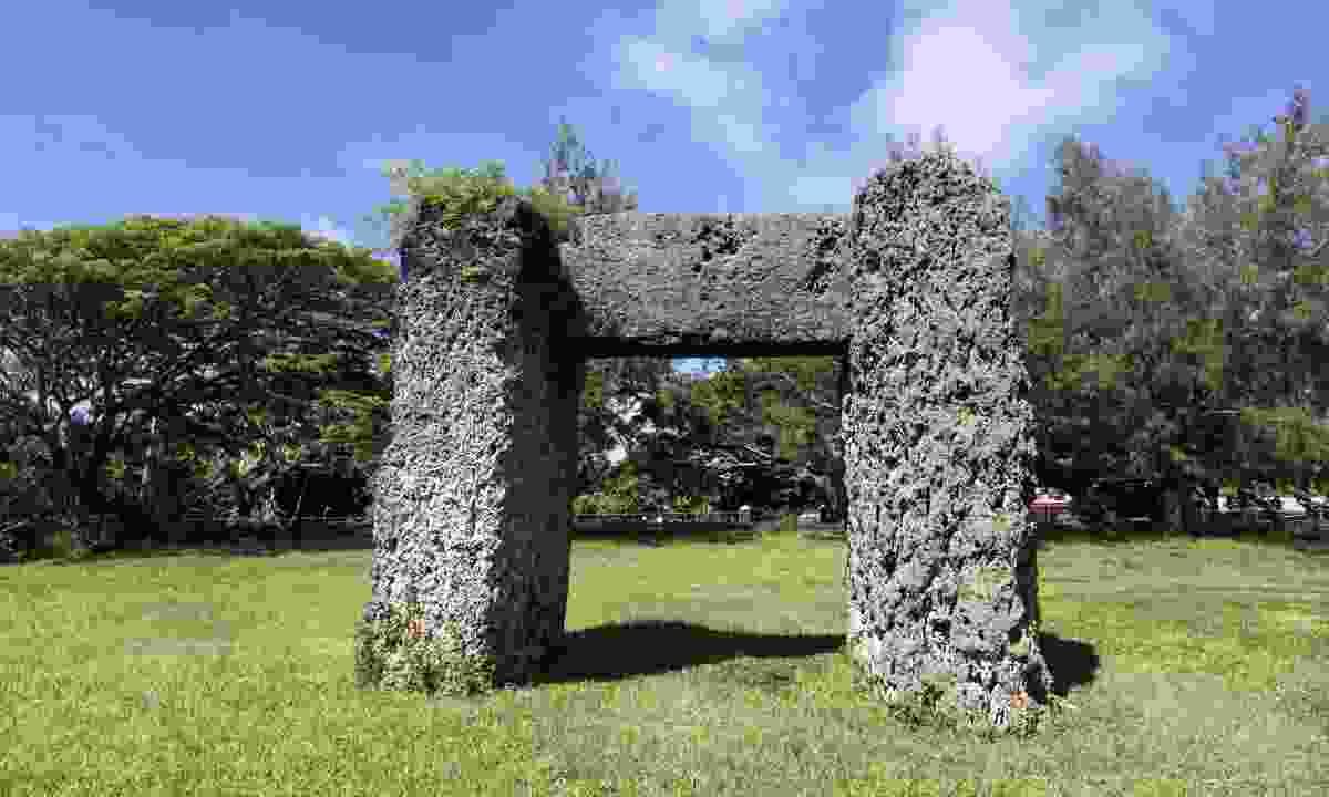 Haʻamonga ʻa Maui arch (Dreamstime)