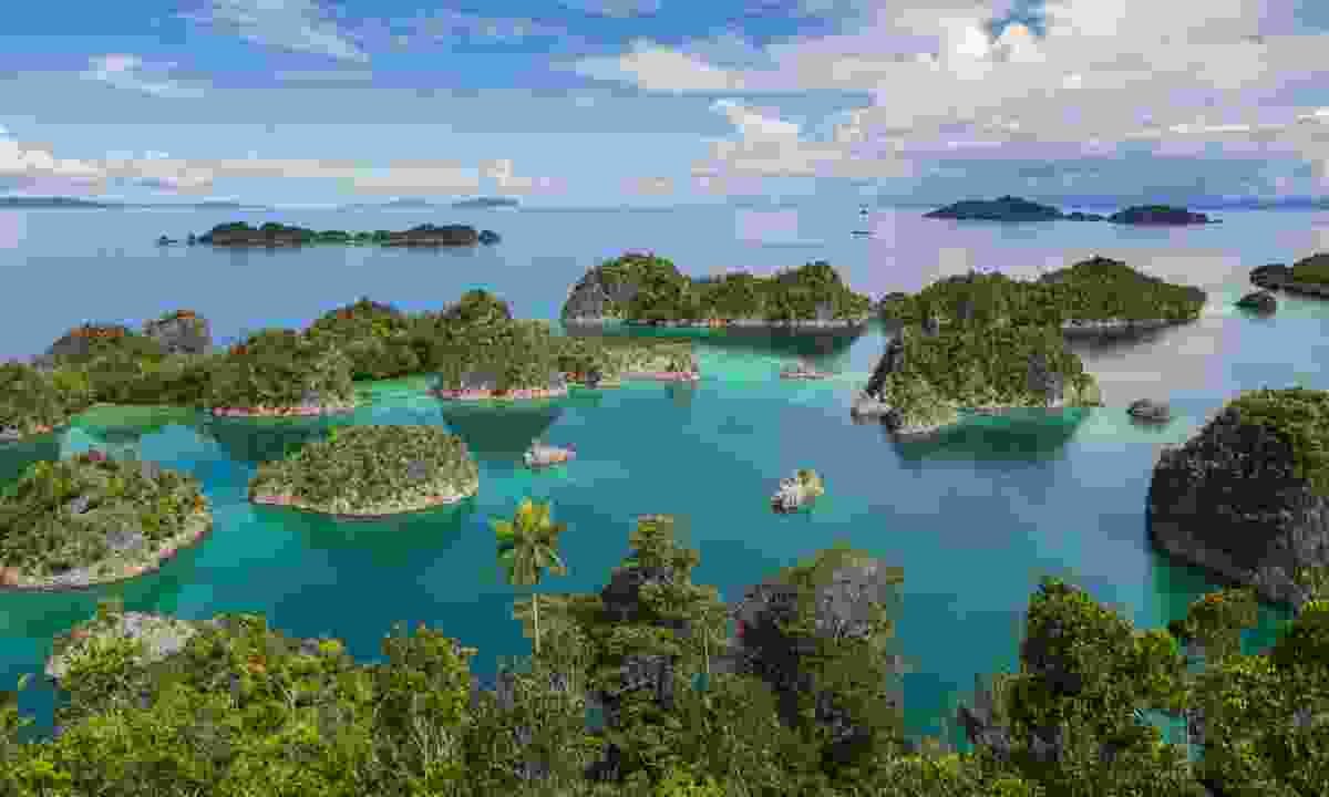 Little Wayag, Raja Ampat (Dreamstime)