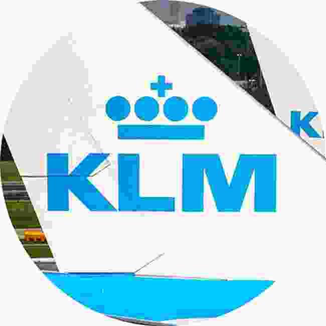 KLM. Royal style (Shutterstock)