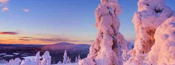 Levi Fell, Finland (Shutterstock)