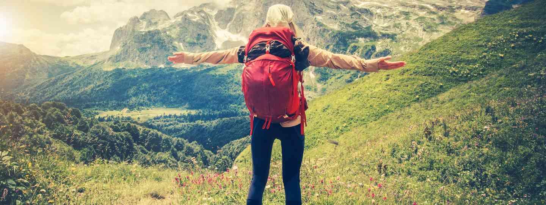 Saluting the world (Shutterstock)
