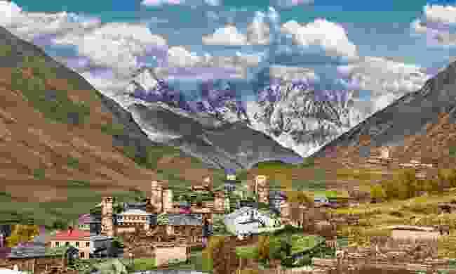 Ushguli, Upper Svaneti  (Shutterstock)