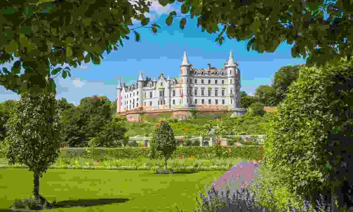Dunrobin Castle (Shutterstock)