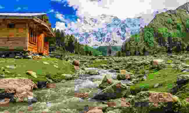 Fairy Meadows near Nanga Parbat (Shutterstock)
