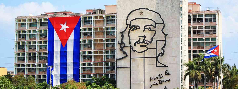 Che Guevara, Cuba (Dreamstime)