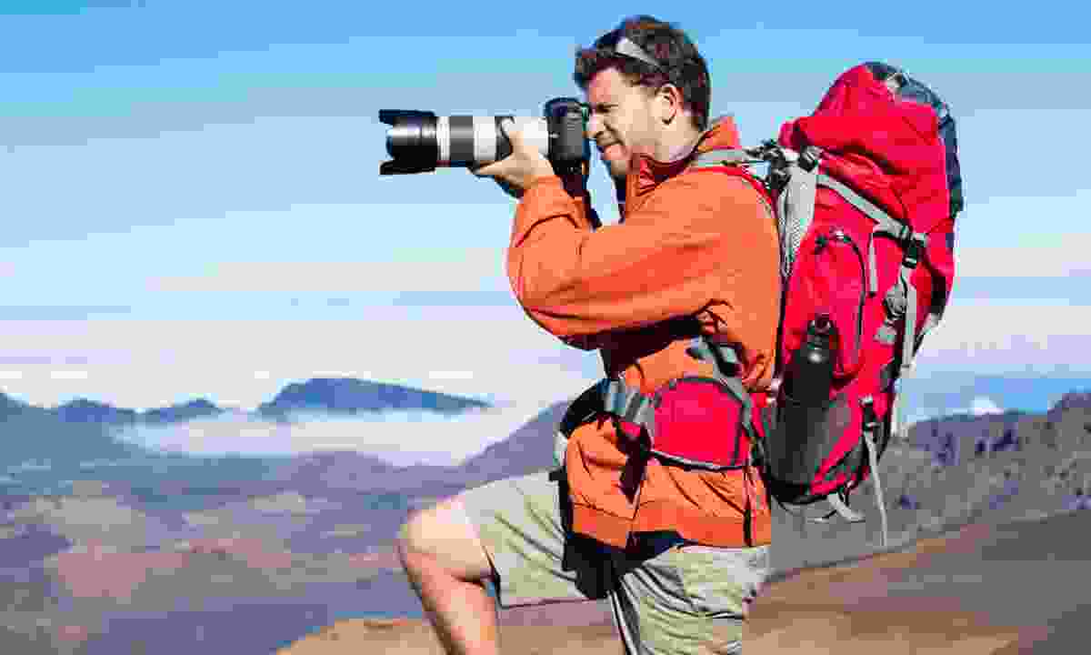 Practice your photography skills (Dreamstime)