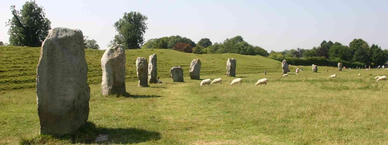 Avebury stones (Dreamstime)
