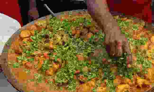 Indian street food (Dreamstime)