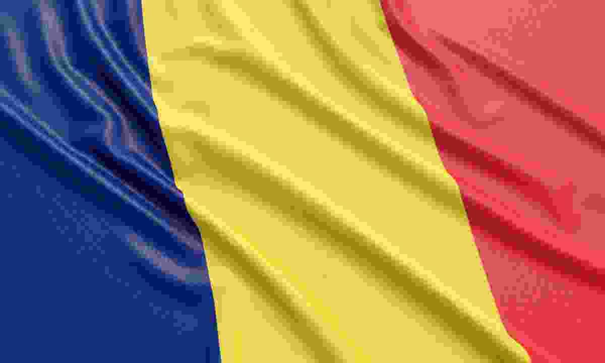 Chad flag (Dreamstime)