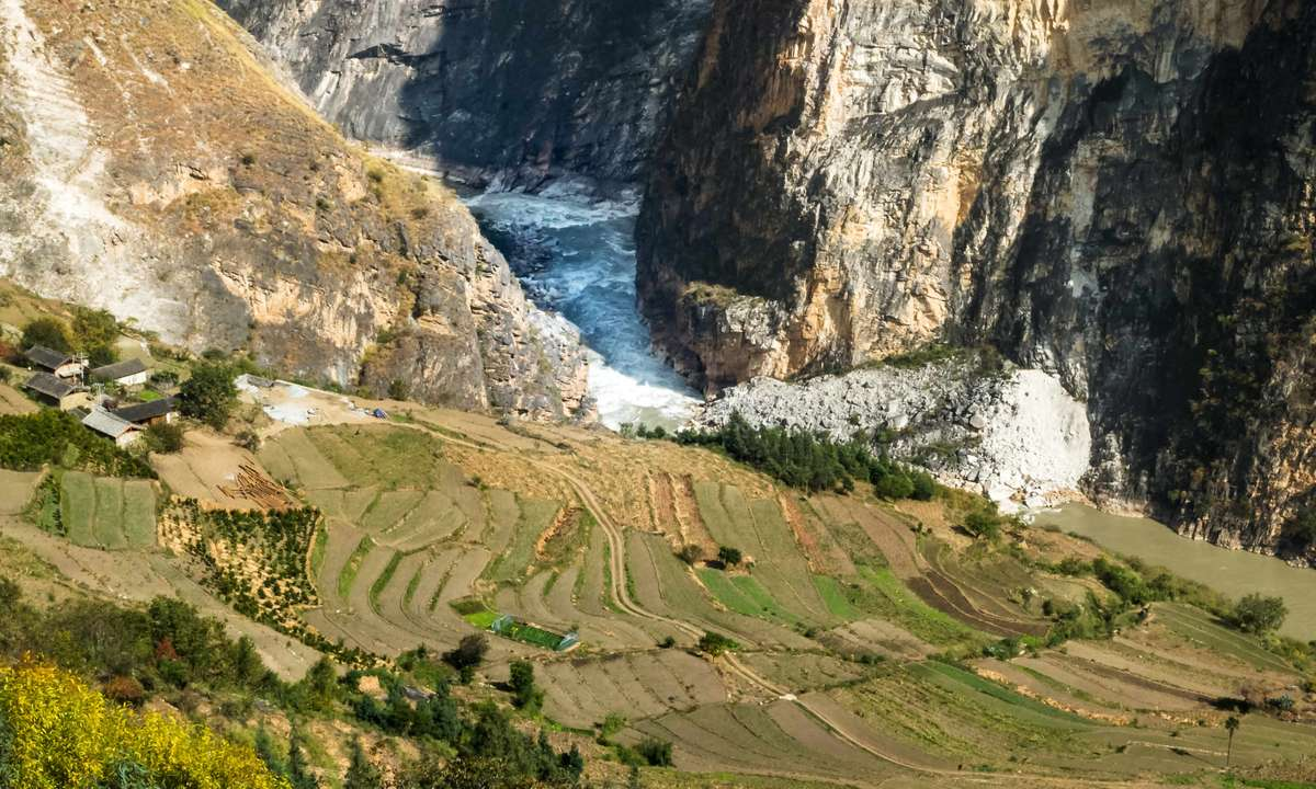 Tiger Leaping Gorge, China (Dreamstime)