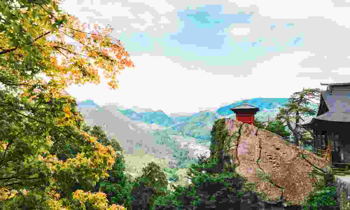 Yamadera Temple in Yamagata (Dreamstime)