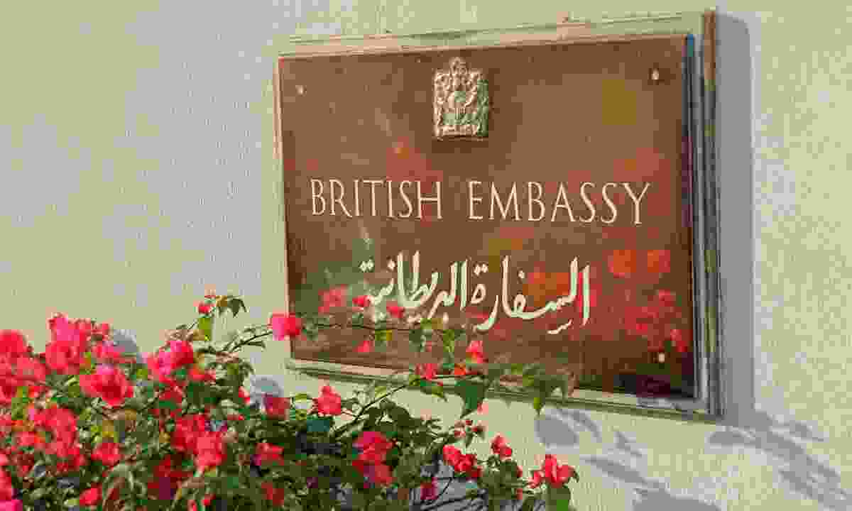 If you get arrested, contact the British Embassy (Dreamstime)