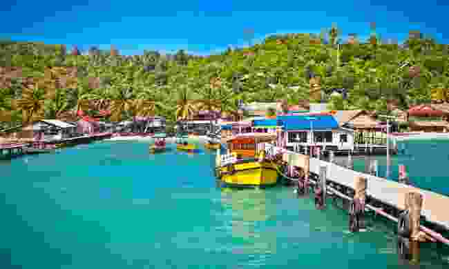 Koh Rong Island (Dreamstime)
