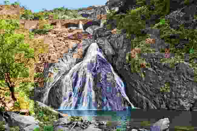 Dudhsagar waterfall, Goa, India (Shutterstock)