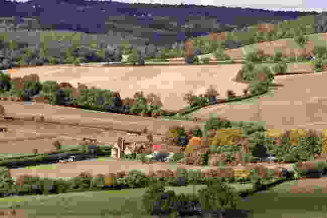 View of Hambleden Valley (Shutterstock)