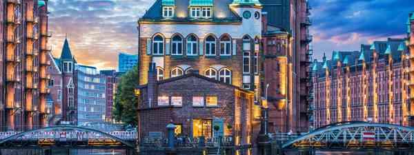 Hamburg (Shutterstock)