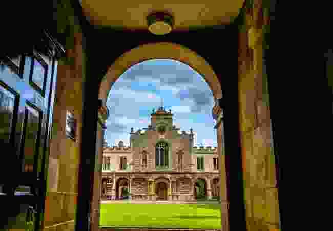 Cambridge University, Cambridgeshire (Shutterstock)