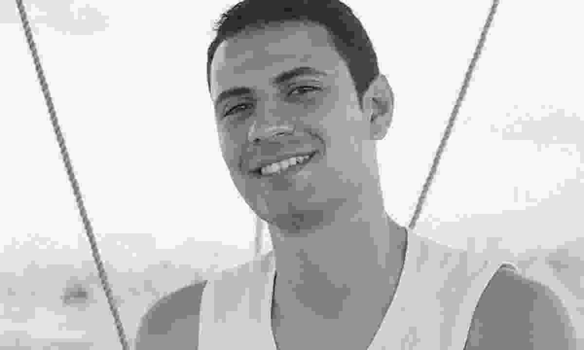 Silver winner, Hossam Moussa.