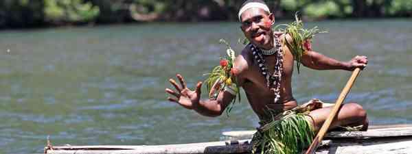 Recording of Papua New Guinea event