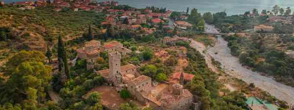 Kardamyli village, Greece (Shutterstock)
