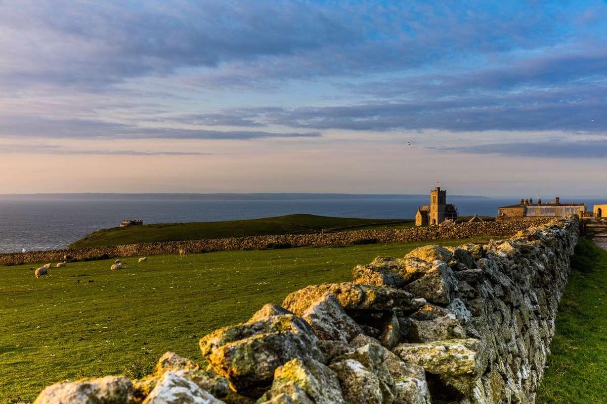 Coastal views on Lundy (Chris Orange)