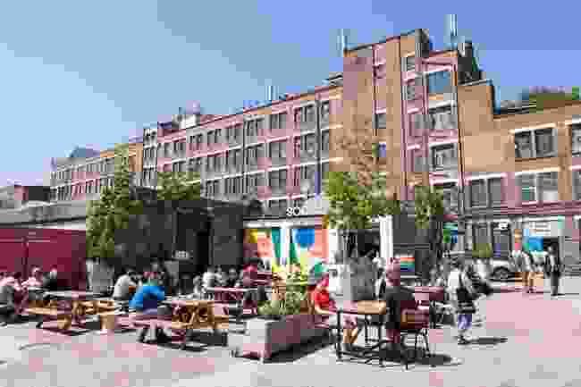 The Bussey Building in Peckham, London (Shutterstock)