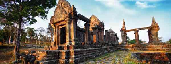 Preah Vihear temple (Dreamstime)