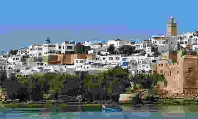 Rabat is both a modern coastal capital and a historic port (Sarah Gilbert)