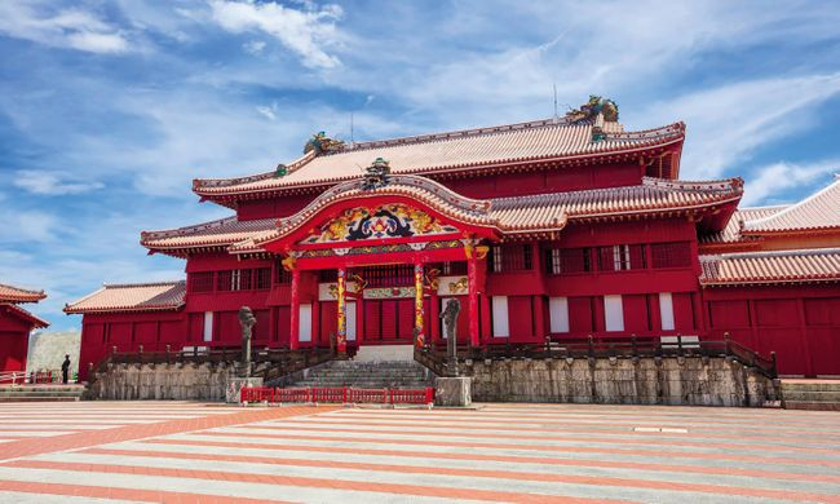 Shuri Castle (Visit Okinawa)