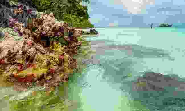 Cruise the Myeik Archipelago, Adaman Sea (Shutterstock)