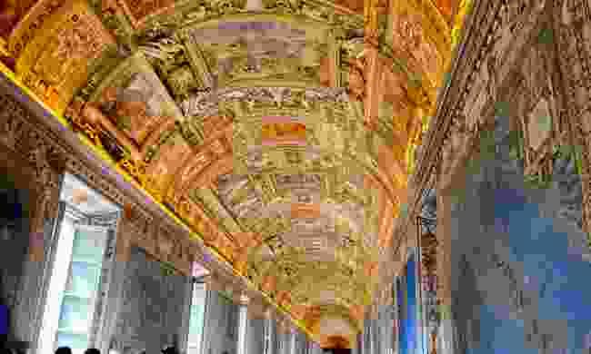 The Vatican, Rome (Shutterstock)