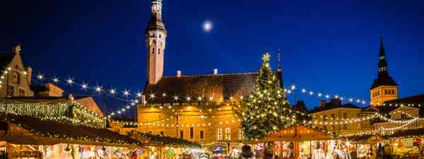 Christmas in Tallinn (Shutterstock)