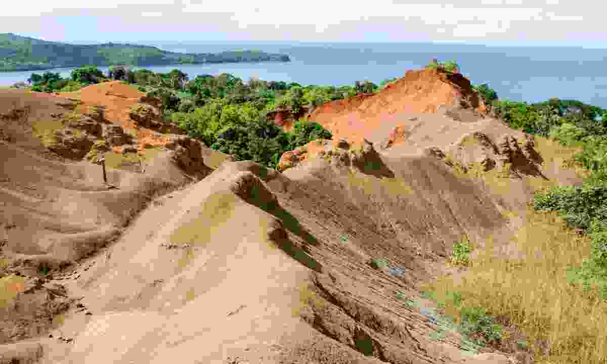 Landscape of the island of Mayotte (Shutterstock)