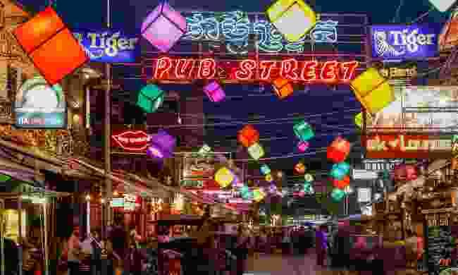 Visit Pub Street (Shutterstock)