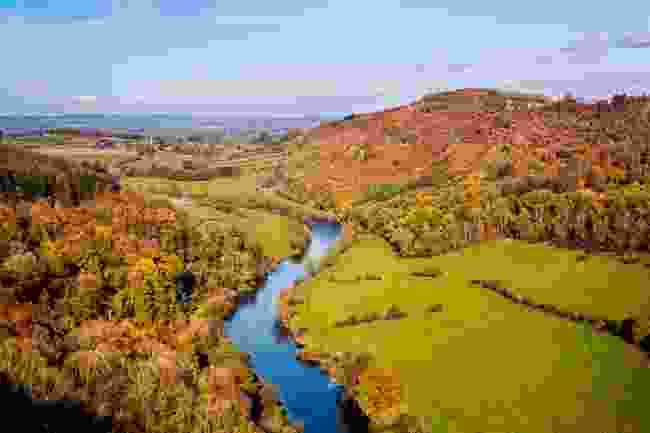 Explore uncrowded Herefordshire by campervan