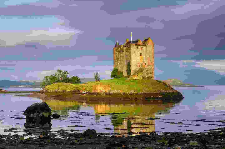Stalker Castle (Shutterstock)