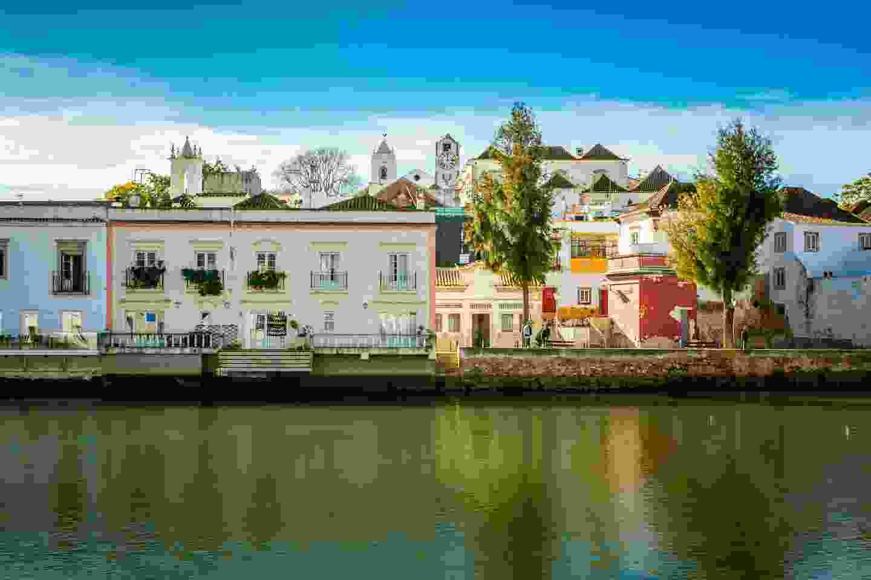 A panorama of Tavira, Portugal (Shutterstock)