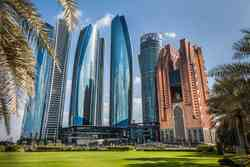 Conrad Abu Dhabi Eithad Towers (Shutterstock)