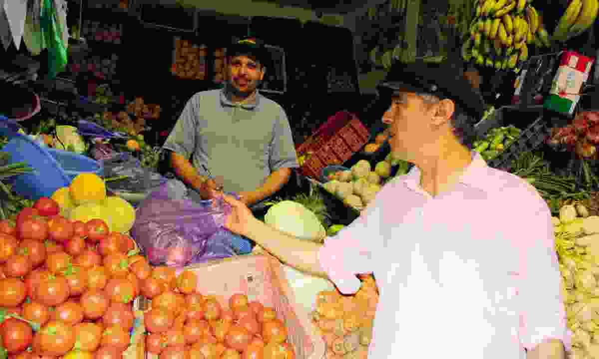 Explore Morocco's food markets (Fleewinter)