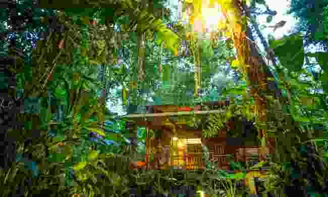 Eco lodge in Puerto Viejo (Dreamstime)