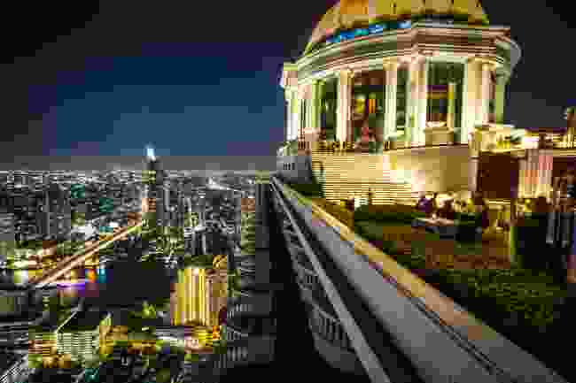 Lebua at State Tower (Ariane Hoehne/Shutterstock)