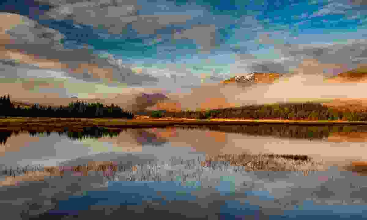 Loch Tulla near the Bridge of Orchy, Glencoe (Phil Malpas)