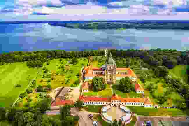 Pazaislis Monastery, Kaunas (Shutterstock)