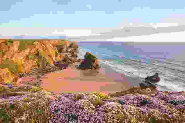 Bedruthan beach (Shutterstock)