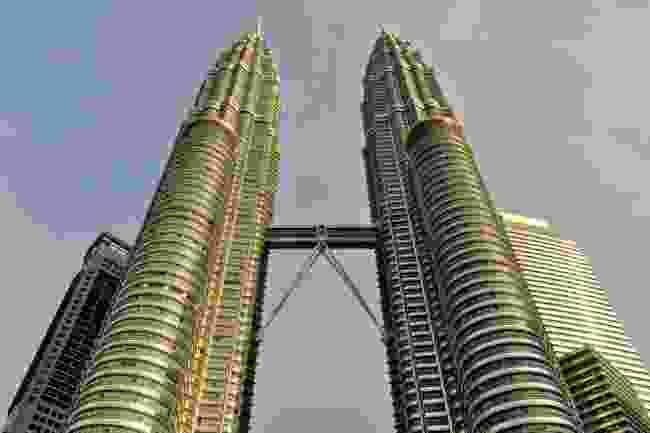 Petronas Twin Towers, Malaysia (Shutterstock)