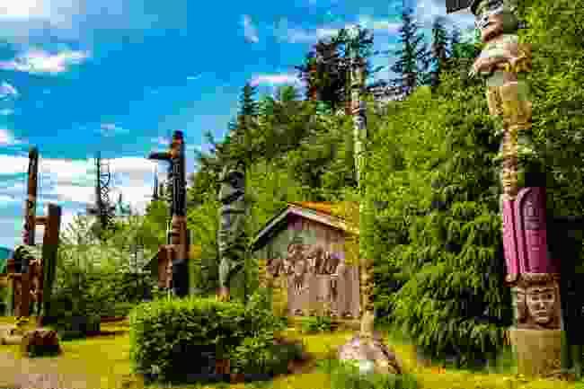 Totem Bight State Historic Site (Shutterstock)