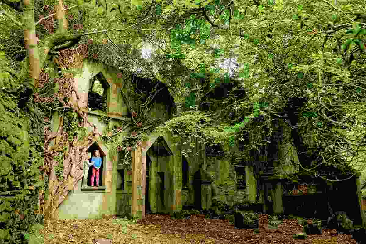 Dorothea Quarry ruins (Daniel Start)